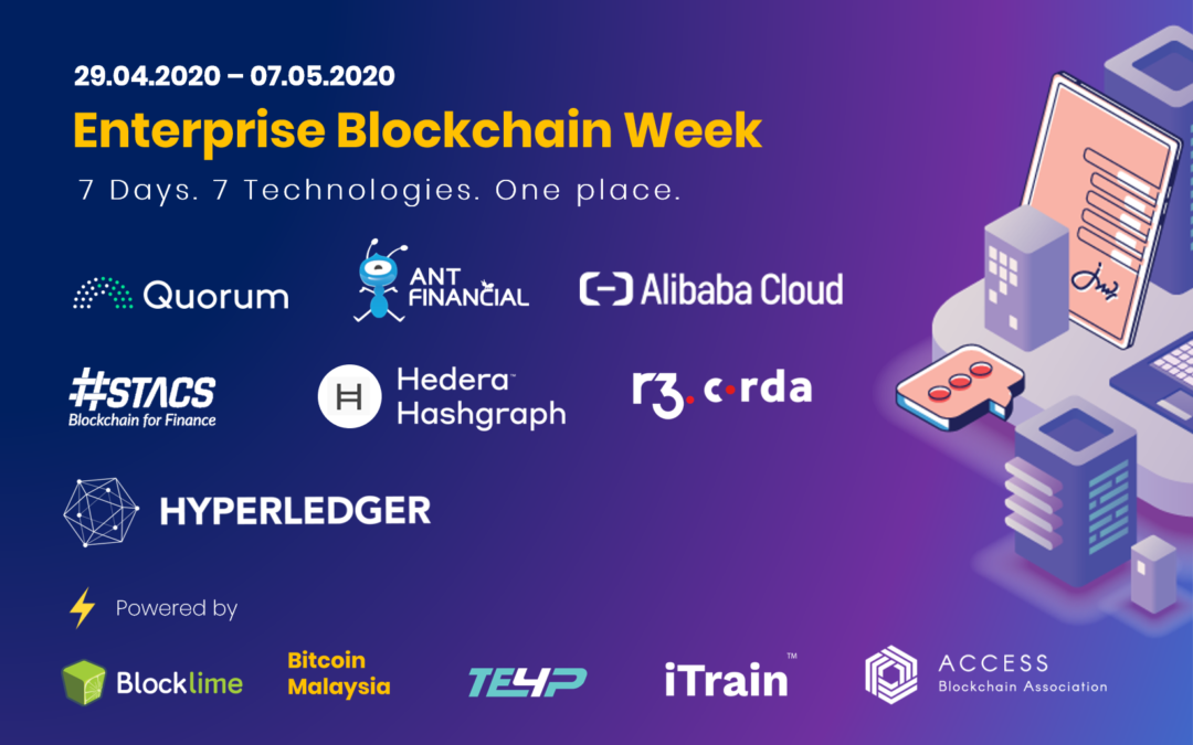 Enterprise Blockchain Week